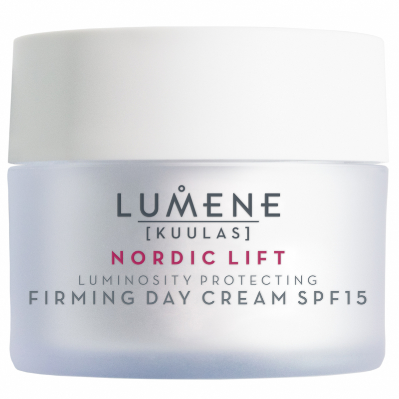 Lumene Kuulas Luminosity Protecting Firming Day Cream SPF15