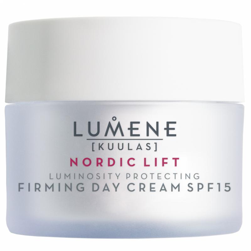 Lumene Kuulas Luminosity Protecting Firming Day Cream SPF15