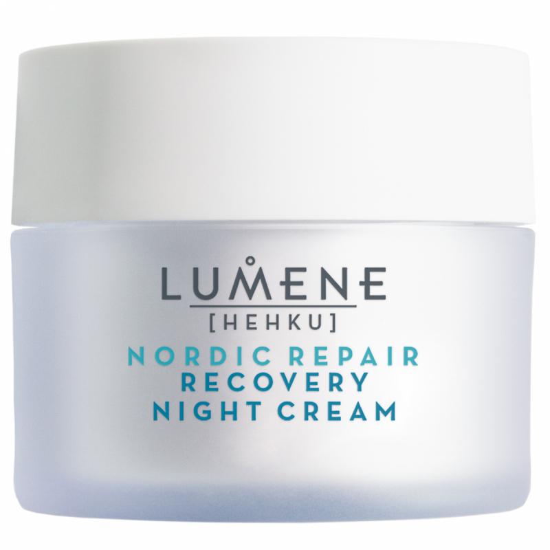 Lumene Hehku Celestial Radiance Recovery Night Cream
