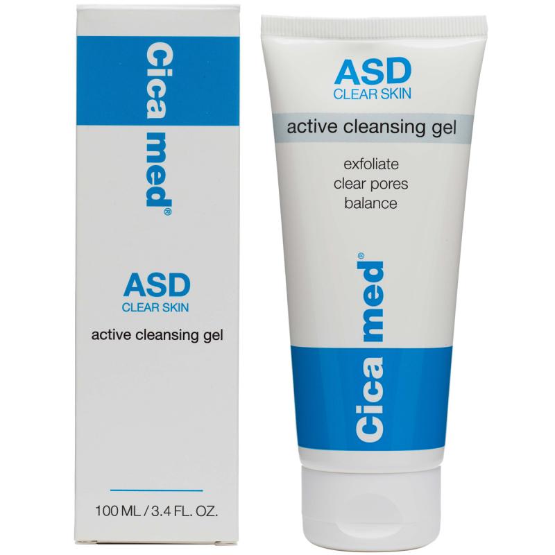 Cicamed Asd Active Cleansing Gel