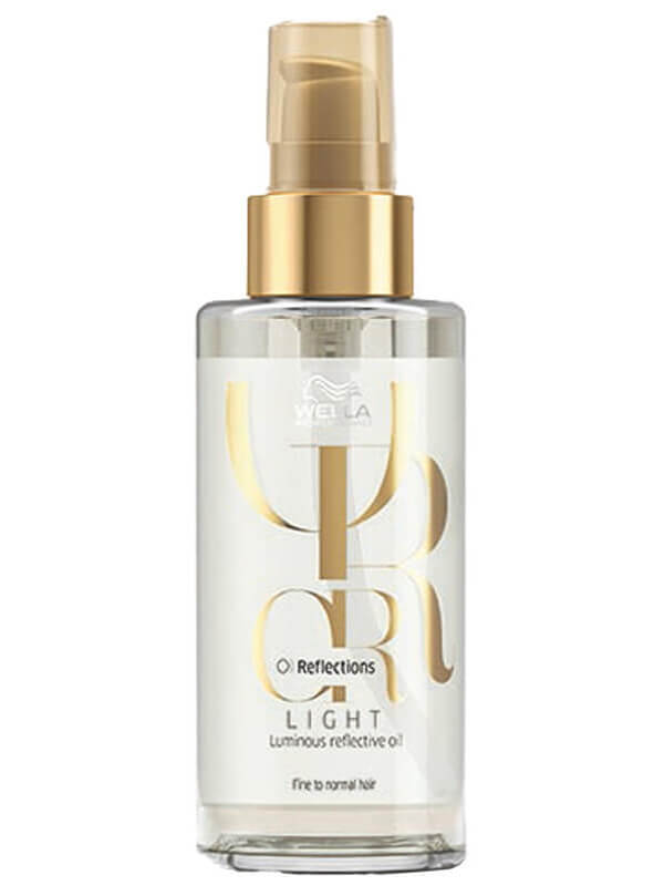 Wella Professionals Oil Reflections Light 100 Ml Scan (100ml)