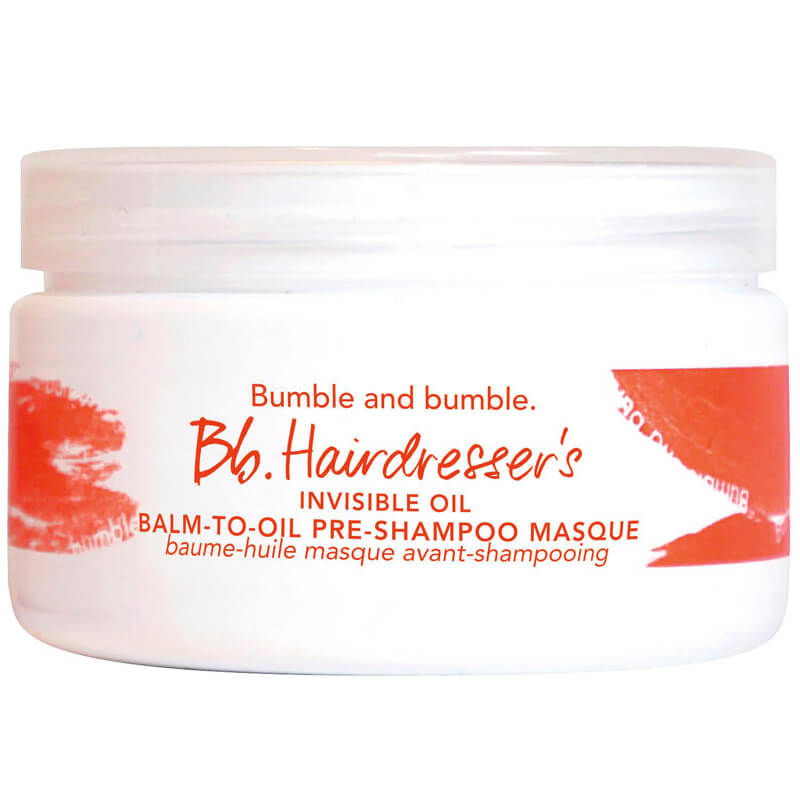 Bumble & Bumble Hairdressers Balm-To-Oil Pre Shampoo Masque (100ml)