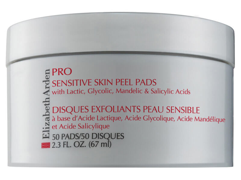 Elizabeth Arden Pro Sensitive Skin Peel Pads (50pcs) i gruppen Hudvård / Ansiktspeeling / Peeling pads hos Bangerhead (B024326)