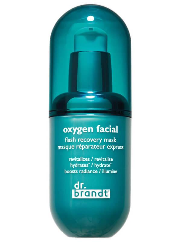 dr. brandt Oxygen Flash Facial Recovery Mask (40ml) ryhmässä Ihonhoito / Kasvonaamiot / Voidenaamiot at Bangerhead.fi (B024334)