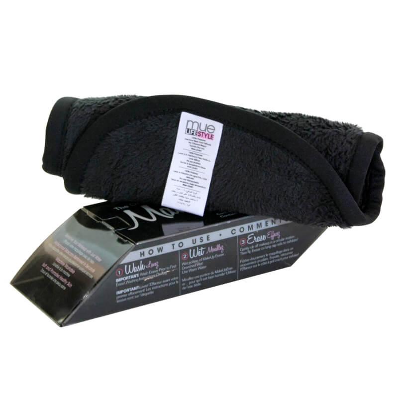Makeup Eraser Black ryhmässä Ihonhoito / Kasvojen puhdistus / Meikinpoistoaineet at Bangerhead.fi (B024343)