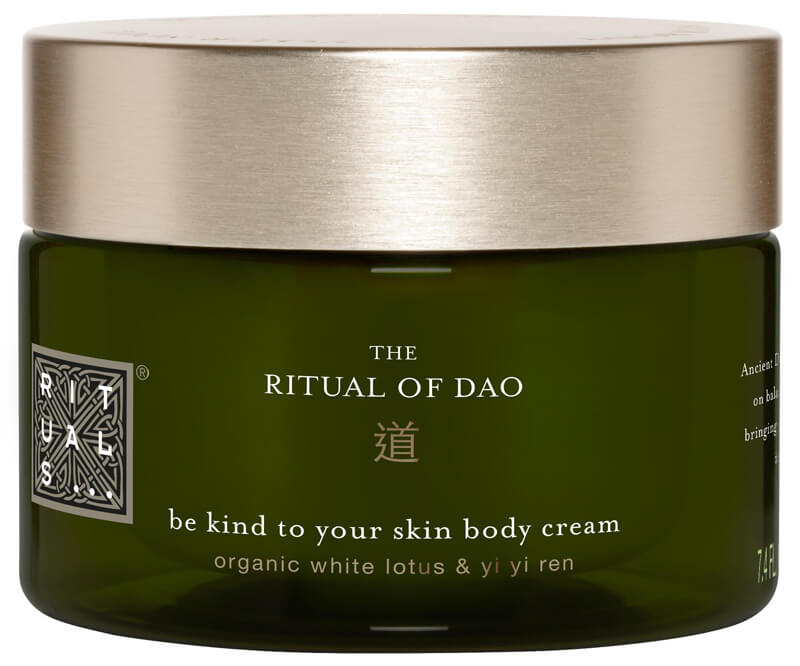 Rituals The Ritual of Dao Body Cream (220ml) i gruppen Kroppsvård & spa / Kroppsåterfuktning / Body lotion hos Bangerhead (B024349)