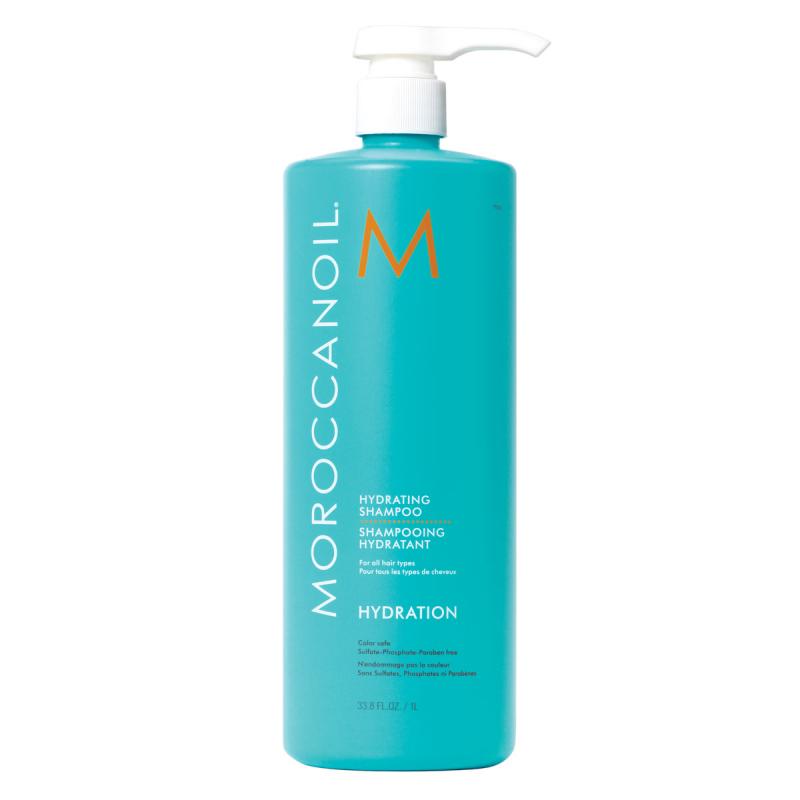 Moroccanoil Hydrating Shampoo i gruppen Hårpleie / Shampoo & balsam / Shampoo hos Bangerhead.no (B000914r)