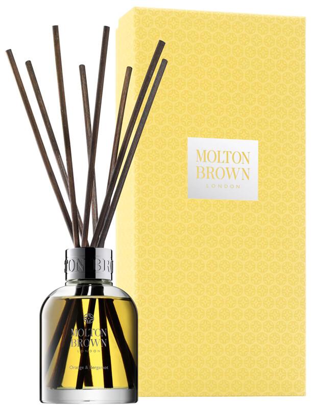 Molton Brown Orange & Bergamot Aroma Reeds (645g) ryhmässä Tuoksut / Tuoksukynttilät ja tuoksutikut / Tuoksutikut at Bangerhead.fi (B024633)