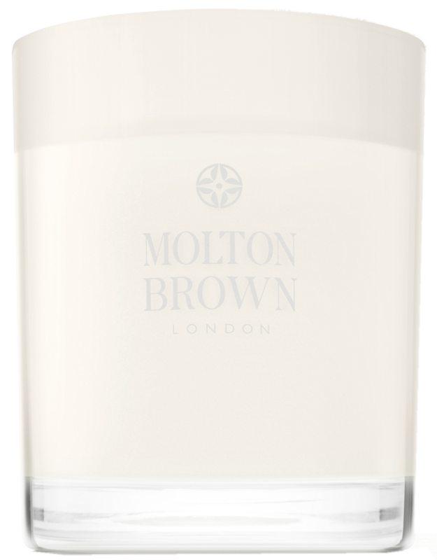 Molton Brown Coco & Sandalwood Single Wick Candle ryhmässä Vartalonhoito & spa / Koti & Spa / Tuoksukynttilät at Bangerhead.fi (B024639)