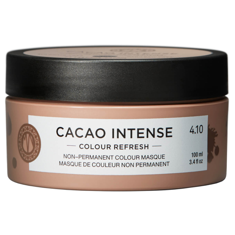 Maria Nila Colour Refresh Cacao Intense (100ml) ryhmässä Hiustenhoito / Hiusvärit / Värinaamio at Bangerhead.fi (B024687)