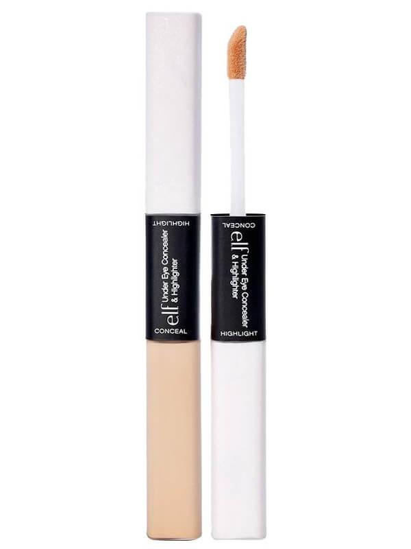e.l.f Cosmetics Under Eye Concealer & Highlighter ryhmässä Meikit / Pohjameikki / Peitevoiteet at Bangerhead.fi (B024721r)