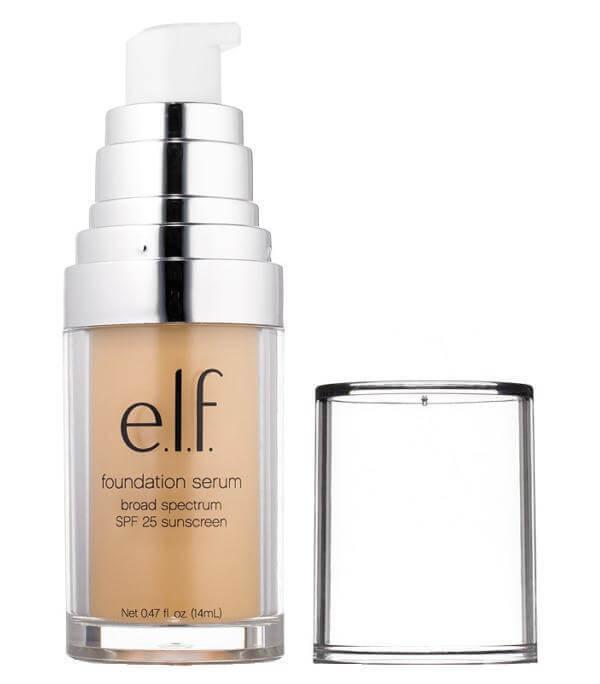 e.l.f Cosmetics Beautifully Bare Foundation Serum SPF25 ryhmässä Meikit / Pohjameikki / Meikkivoiteet at Bangerhead.fi (B024826r)