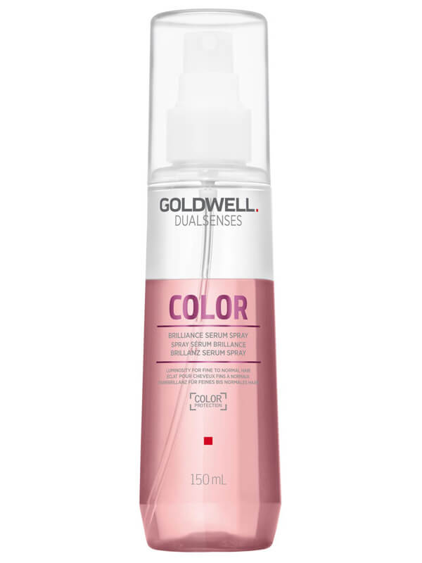 Goldwell Dualsenses Color Brilliance Serum Spray (150ml) i gruppen Hårvård / Styling / Värmeskydd hos Bangerhead (B024838)