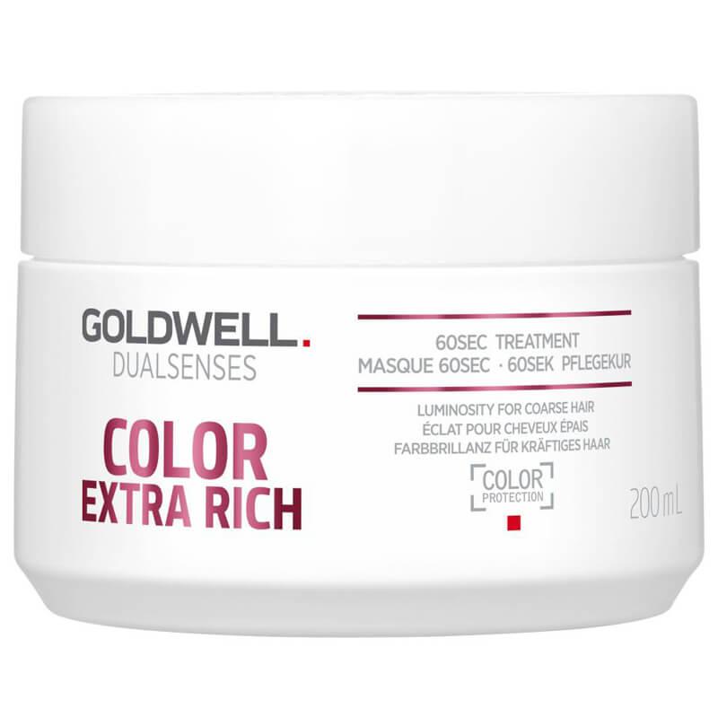 Goldwell Dualsenses Color Extra Rich 60 Sec Treatment ryhmässä Hiustenhoito / Hiusnaamiot ja hoitotuotteet / Naamiot at Bangerhead.fi (B024846r)