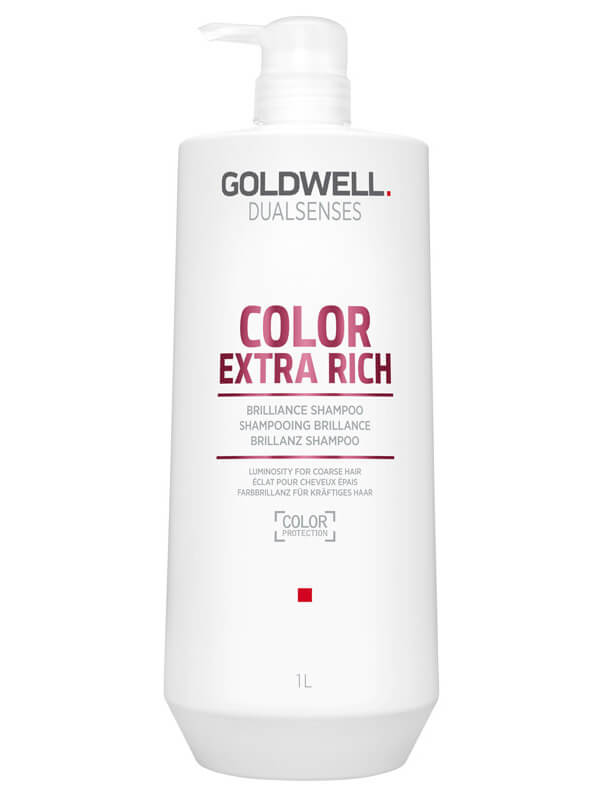 Goldwell Dualsenses Color Extra Rich Brilliance Shampoo ryhmässä Hiustenhoito / Shampoot / Shampoot at Bangerhead.fi (B024844r)
