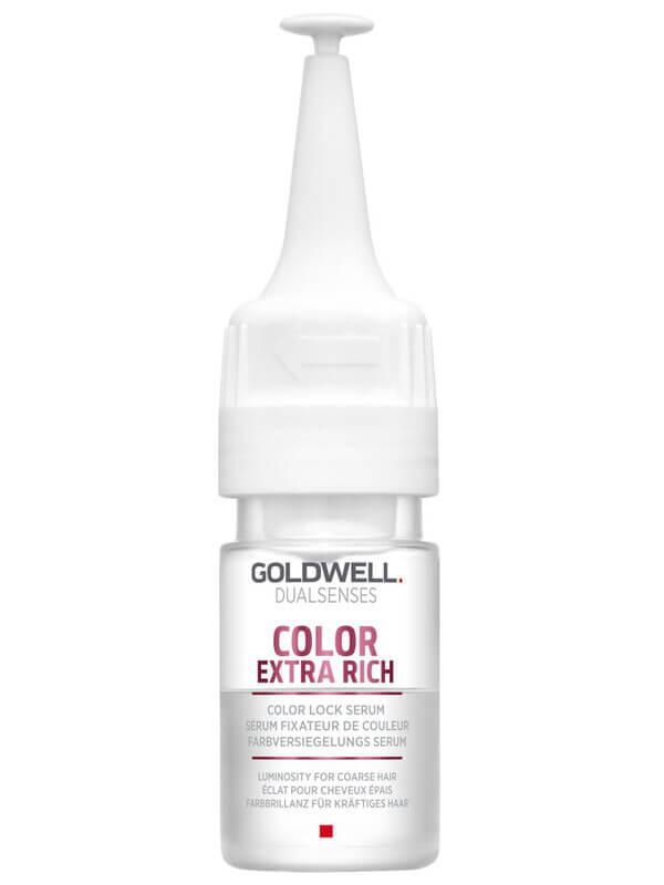 Goldwell Dualsenses Color Extra Rich Color Lock Serum  i gruppen Hårvård / Inpackning & treatments / Hårserum hos Bangerhead (B024850)