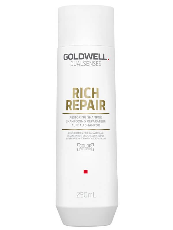 Goldwell Dualsenses Rich Repair Restoring Shampoo i gruppen Hårpleie / Shampoo & balsam / Shampoo hos Bangerhead.no (B024851r)