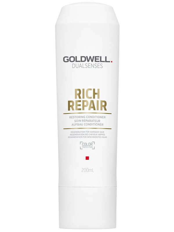 Goldwell Dualsenses Rich Repair Restoring Conditioner ryhmässä Hiustenhoito / Hoitoaineet at Bangerhead.fi (B024852r)
