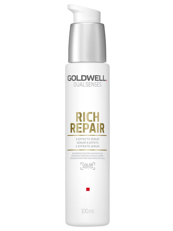Goldwell Dualsenses Rich Repair 6 Effects Serum (100ml) i gruppen Hårvård / Inpackning & treatments / Hårserum hos Bangerhead (B024853)