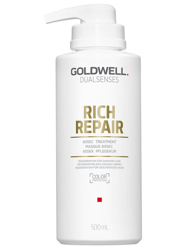 Goldwell Dualsenses Rich Repair 60 sec Treatment i gruppen Hårpleie / Hårkur & treatments / Hårkur hos Bangerhead.no (B027756r)
