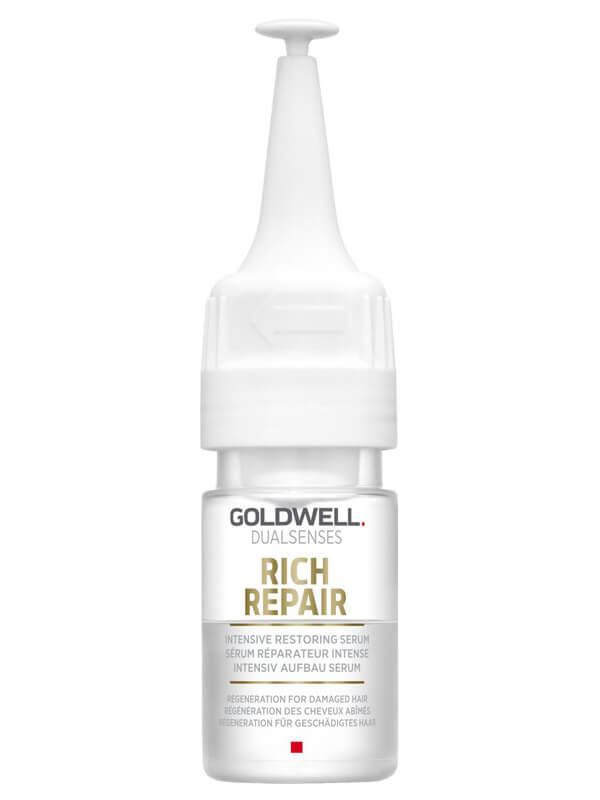 Goldwell Dualsenses Rich Repair Intensive Restoring Serum ryhmässä Hiustenhoito / Hiusnaamiot ja hoitotuotteet / Seerumit at Bangerhead.fi (B024858)