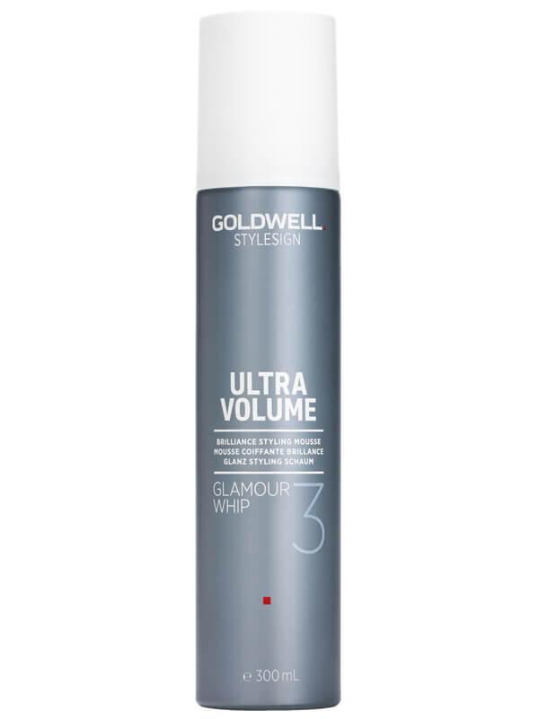 Goldwell Stylesign Ultra Volume Glamour Whip (300ml) ryhmässä Hiustenhoito / Muotoilutuotteet / Muotoiluvaahdot at Bangerhead.fi (B024873)