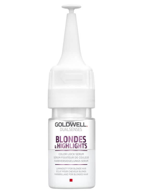 Goldwell Dualsenses Blondes & Highlights Color Lock Serum ryhmässä Hiustenhoito / Hiusnaamiot ja hoitotuotteet / Seerumit at Bangerhead.fi (B024888)
