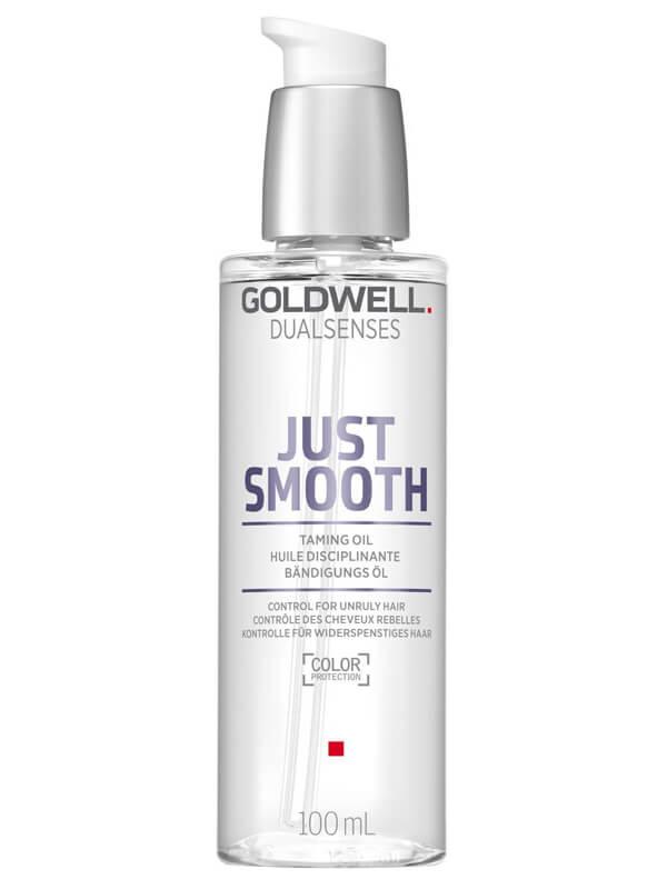 Goldwell Dualsenses Just Smooth Taming Oil (100ml) ryhmässä Hiustenhoito / Muotoilutuotteet / Hiusöljyt at Bangerhead.fi (B024893)