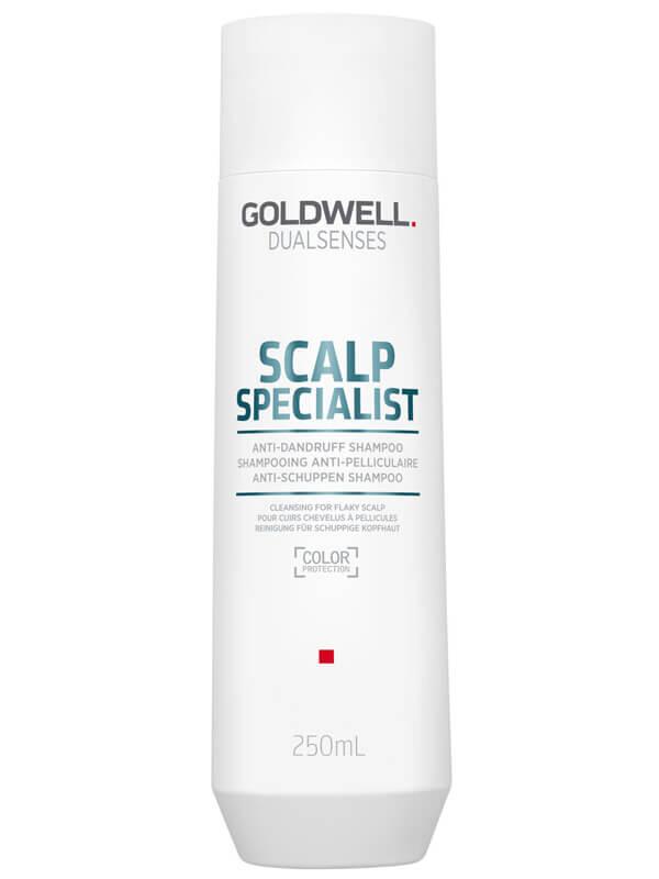 Goldwell Dualsenses Scalp Specialist Anti-Dandruff Shampoo (250ml) ryhmässä Hiustenhoito / Shampoot & hoitoaineet / Shampoot at Bangerhead.fi (B024905)