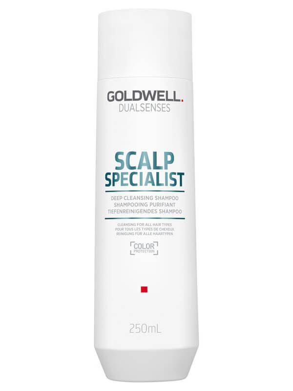 Goldwell Dualsenses Scalp Specialist Deep Cleansing Shampoo ryhmässä Hiustenhoito / Shampoot & hoitoaineet / Shampoot at Bangerhead.fi (B024906r)