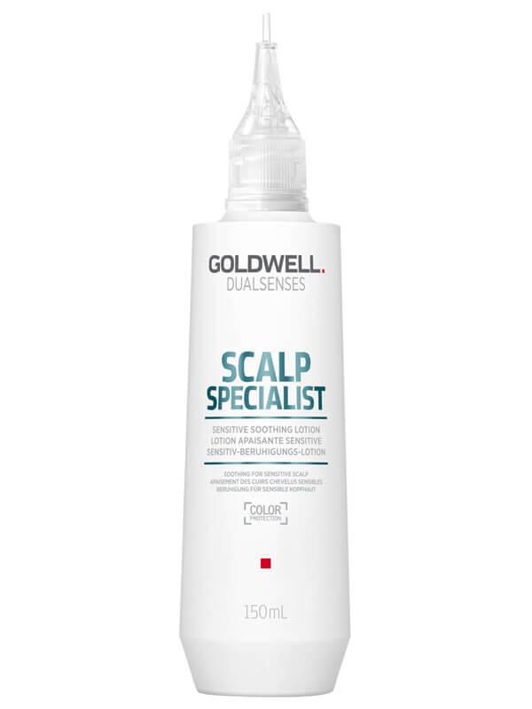 Goldwell Dualsenses Scalp Specialist Sensitive Soothing Lotion (150ml) i gruppen Hårvård / Hårinpackning & treatments / För hårbotten hos Bangerhead (B024907)