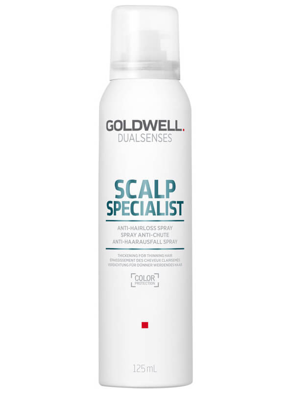 Goldwell Dualsenses Scalp Specialist Anti-Hairloss Spray (125ml) i gruppen Hårvård / Hårinpackning & treatments / Mot håravfall hos Bangerhead (B024908)