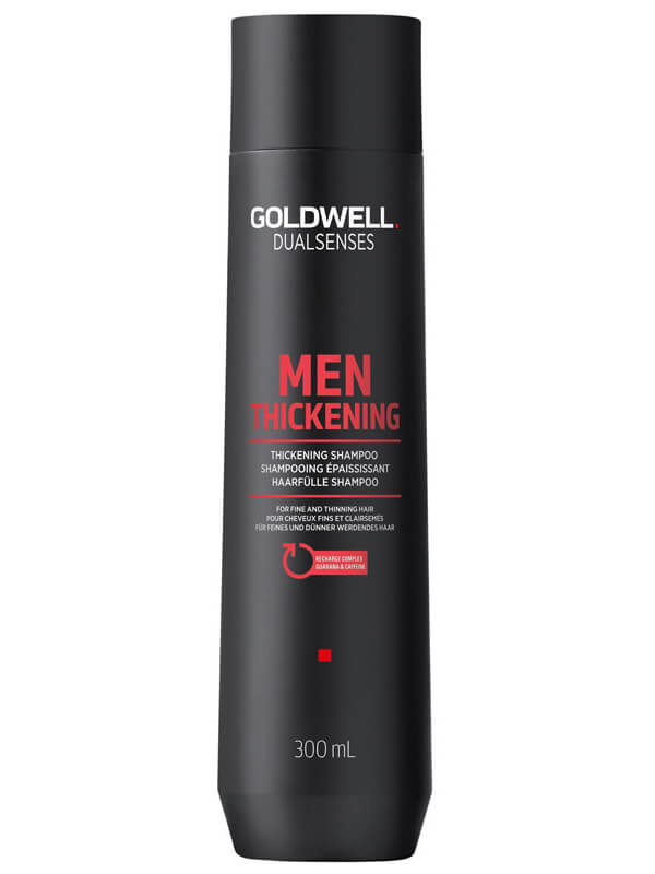 Goldwell Dualsenses Men Thickening Shampoo (300ml) ryhmässä Hiustenhoito / Shampoot & hoitoaineet / Shampoot at Bangerhead.fi (B024912)
