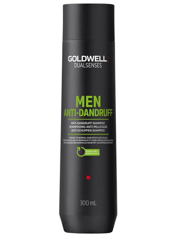 Goldwell Dualsenses Men Anti-Dandruff Shampoo (300ml) ryhmässä Hiustenhoito / Shampoot & hoitoaineet / Shampoot at Bangerhead.fi (B024913)
