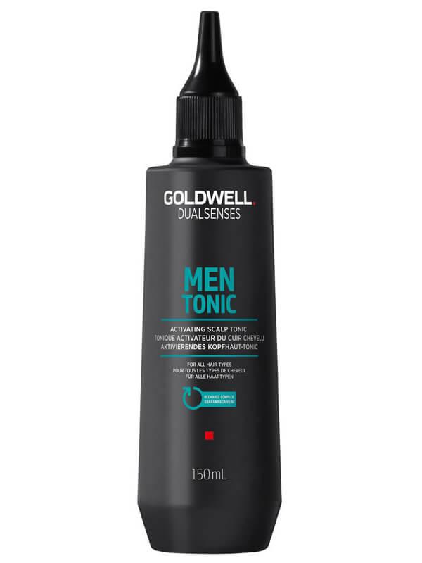 Goldwell Dualsenses Men Activating Scalp Tonic (150ml) ryhmässä Hiustenhoito / Hiusnaamiot ja hoitotuotteet / Naamiot at Bangerhead.fi (B024915)