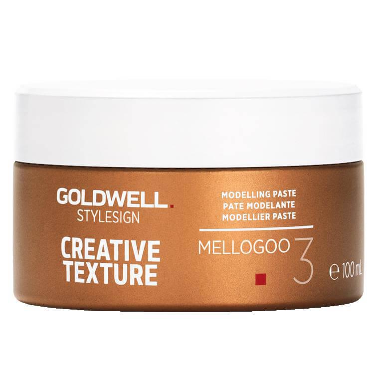 Goldwell Stylesign Creative Texture Mellogoo (100ml) ryhmässä Hiustenhoito / Muotoilutuotteet / Hiusvahat & muotoiluvoiteet at Bangerhead.fi (B024919)