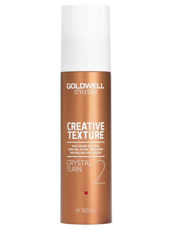 Goldwell Stylesign Creative Texture Crystal Turn (100ml) ryhmässä Hiustenhoito / Muotoilutuotteet / Hiusvahat & muotoiluvoiteet at Bangerhead.fi (B024922)