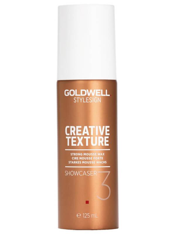 Goldwell Stylesign Creative Texture Showcaser (125ml) ryhmässä Hiustenhoito / Muotoilutuotteet / Hiusvahat & muotoiluvoiteet at Bangerhead.fi (B024923)
