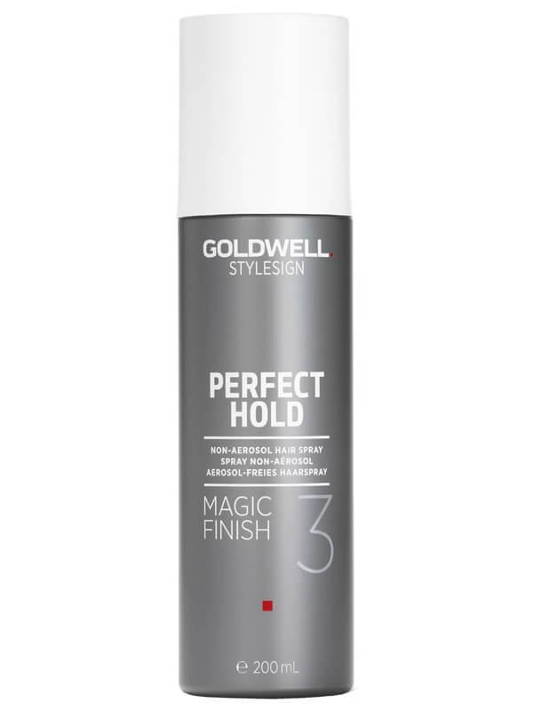 Goldwell Stylesign Perfect Hold Non-Aerosol Magic Finish (200ml) ryhmässä Hiustenhoito / Muotoilutuotteet / Hiuslakat at Bangerhead.fi (B024930)