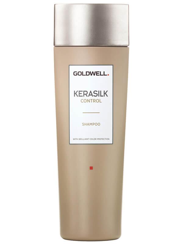 Goldwell Kerasilk Control Shampoo (250ml) ryhmässä Hiustenhoito / Shampoot & hoitoaineet / Shampoot at Bangerhead.fi (B024931)