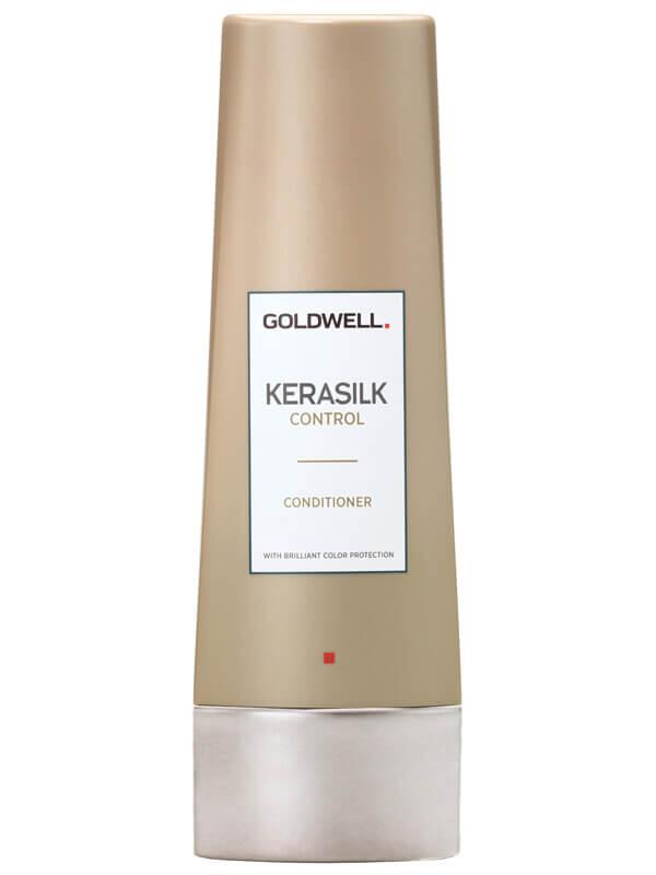 Goldwell Kerasilk Control Conditioner (200ml) ryhmässä Hiustenhoito / Shampoot & hoitoaineet / Hoitoaineet at Bangerhead.fi (B024932)