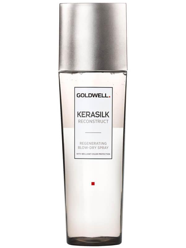 Goldwell Kerasilk Reconstruct Regenerating Blow-Dry Spray (125ml) i gruppen Hårvård / Styling / Värmeskydd hos Bangerhead (B024941)