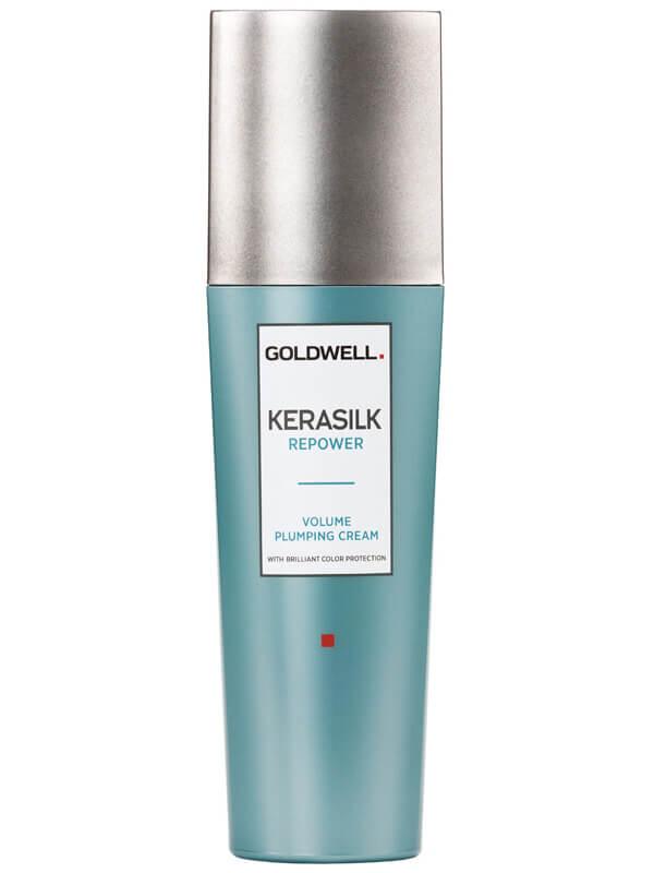 Goldwell Kerasilk Repower Volume Plumping Cream (75ml) ryhmässä Hiustenhoito / Muotoilutuotteet / Lämpösuojat at Bangerhead.fi (B024947)