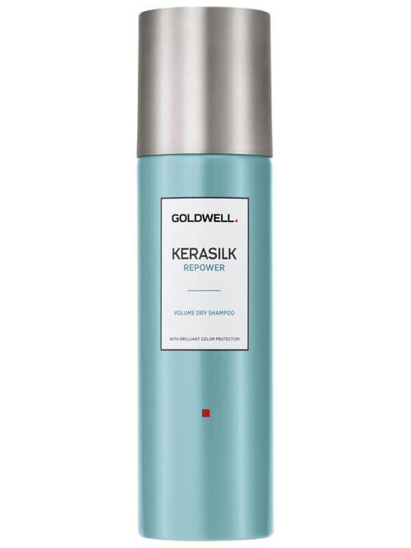 Goldwell Kerasilk Repower Volume Dry Shampoo (200ml) ryhmässä Hiustenhoito / Shampoot & hoitoaineet / Kuivashampoot at Bangerhead.fi (B024948)