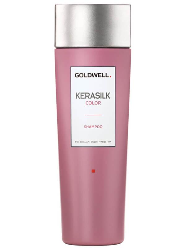 Goldwell Kerasilk Color Shampoo (250ml) ryhmässä Hiustenhoito / Shampoot & hoitoaineet / Shampoot at Bangerhead.fi (B024953)