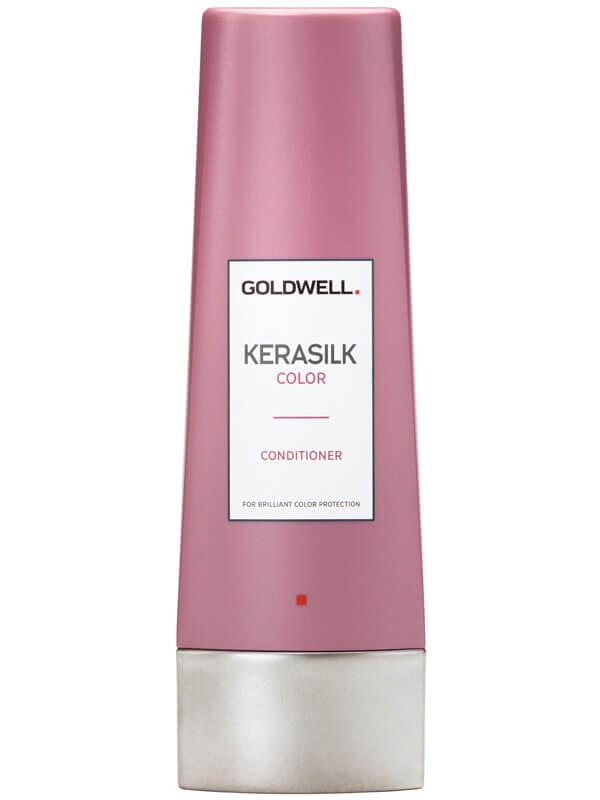 Goldwell Kerasilk Color Conditioner (200ml) ryhmässä Hiustenhoito / Shampoot & hoitoaineet / Hoitoaineet at Bangerhead.fi (B024954)