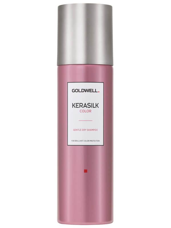 Goldwell Kerasilk Color Gentle Dry Shampoo (200ml) ryhmässä Hiustenhoito / Shampoot & hoitoaineet / Kuivashampoot at Bangerhead.fi (B024958)