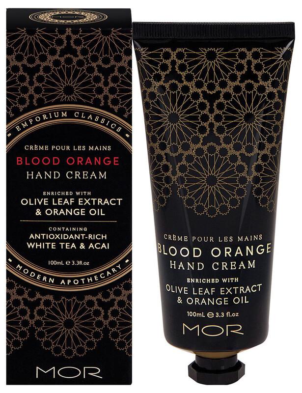 Mor Emporium Classics Hand Cream (100ml) Blood Orange ryhmässä Vartalonhoito & spa / Kädet & jalat / Käsivoiteet at Bangerhead.fi (B025014)