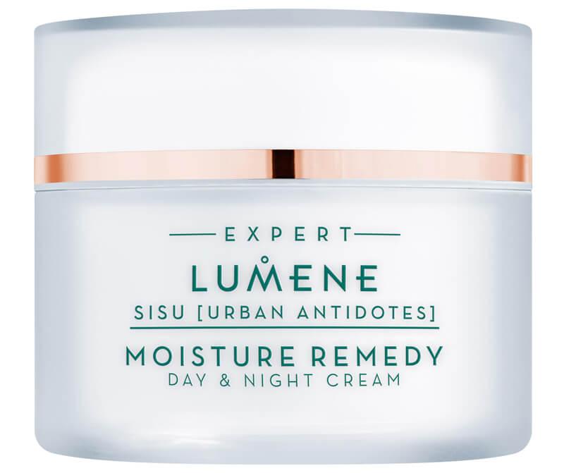 Lumene Sisu Moisture Remedy Day & Night Cream (50ml) ryhmässä Ihonhoito / Kasvojen kosteutus / 24 tunnin voiteet at Bangerhead.fi (B025250)