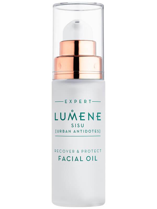 Lumene Sisu Recover & Protect Facial Oil (30ml) ryhmässä Ihonhoito / Kasvoseerumit & öljyt / Kasvoöljyt at Bangerhead.fi (B025251)